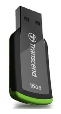Накопитель USB 16GB Transcend JetFlash 360 (TS16GJF360)