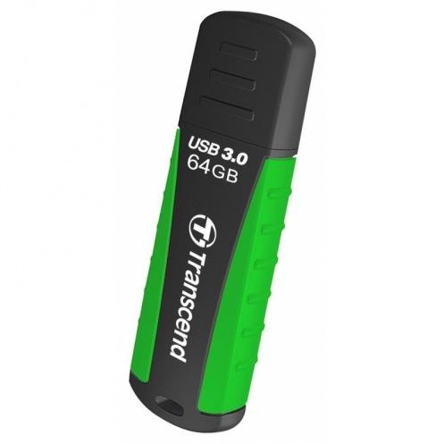 Накопитель USB 3.0 64GB Transcend JetFlash 810 Green (TS64GJF810)