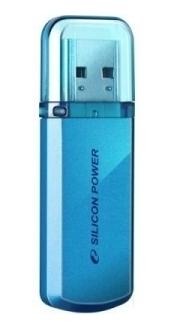 Накопитель USB 32Gb Silicon Power Helios 101 Blue (SP032GBUF2101V1B)