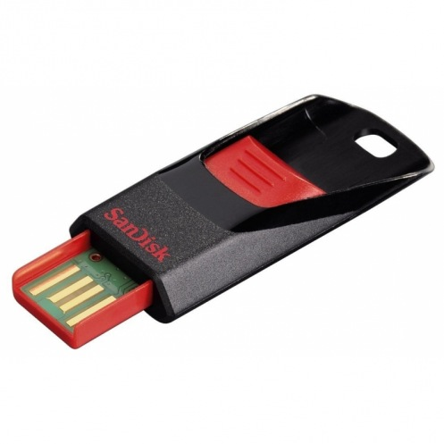 Накопитель USB 64Gb SanDisk Cruzer Edge (SDCZ51-064G-B35)