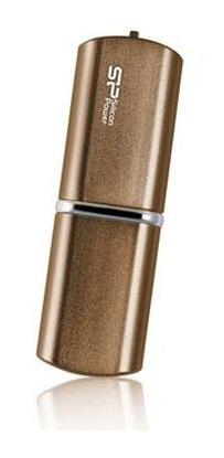 Флешка Silicon Power LUX mini 720 64GB Bronze (SP064GBUF2720V1Z)