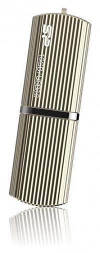 Накопитель USB3.0 16Gb Silicon Power MARVEL M50 Champagne (SP016GBUF3M50V1C)