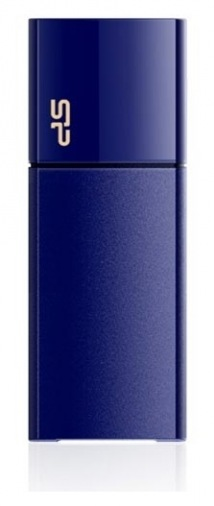 Накопитель USB3.0 32Gb Silicon Power BLAZE B05 Deep Blue (SP032GBUF3B05V1D)