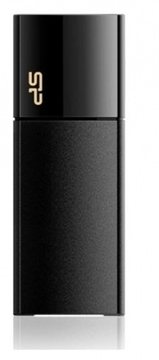 Флешка 3.0 64Gb Silicon Power BLAZE B05 Black (SP064GBUF3B05V1K)