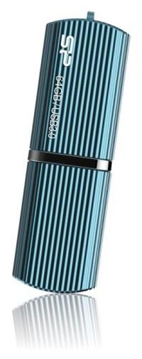 Накопитель USB3.0 64Gb Silicon Power MARVEL M50 Aqua Blue (SP064GBUF3M50V1B)