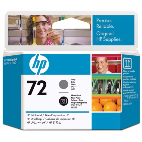 Печатающая головка HP 72 Grey, Photo black (C9380A)
