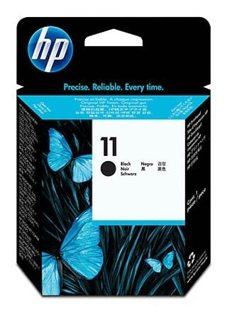 Друкуюча головка HP № 11 Black (DesignJ10ps/500/800) (C4810A)