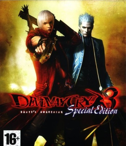 Игра PS2 Devil May Cry 3: Special Edit.