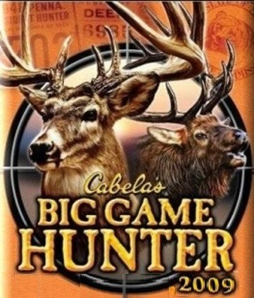 Игра PS2 Cabelas: Dang.Hunt09/TrophyBucks/DeerHunt