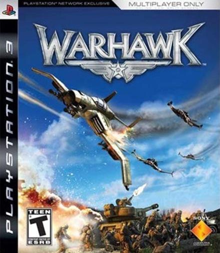 CD PS3 War Hawk