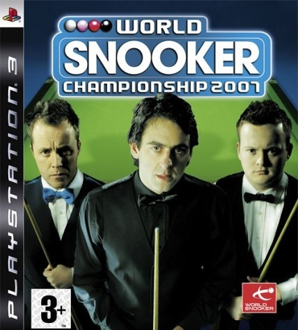 CD PS3 WORLD Snooker Champ 2007