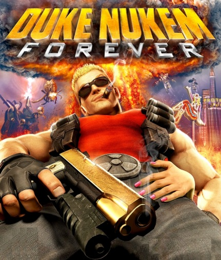 Гра PS3 Duke Nukem Forever