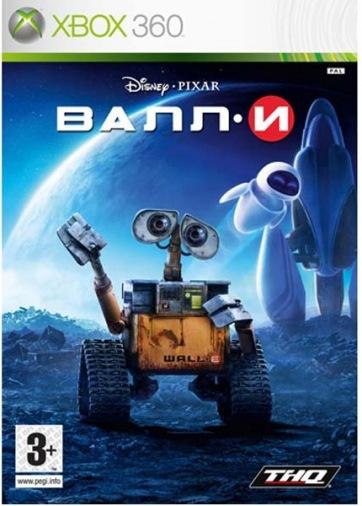 Игра Xbox360 Disney/Pixar ВАЛЛ-И