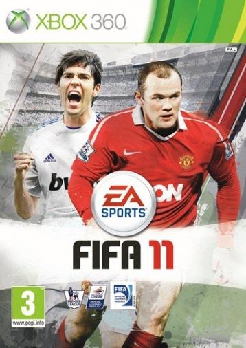 Игра Xbox 360 FIFA 11 Classics
