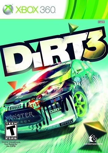 Игра Xbox 360 Dirt 3