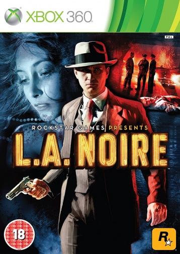 Игра Xbox 360 L.A. Noire