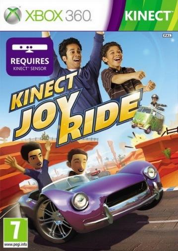 Игра Xbox 360 Kinect Joy Ride