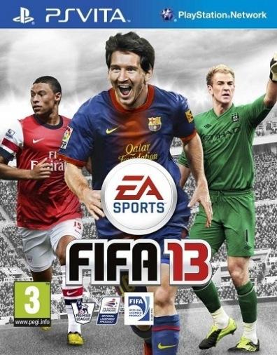 Відеогра PS VITA FIFA 13