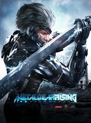 Відеогра PS3 Metal Gear Rising: Revengeance