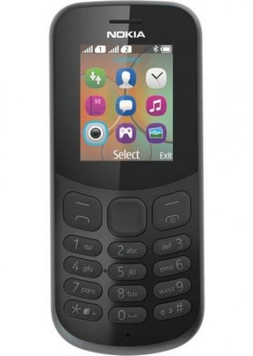 Мобильный телефон NOKIA 130 DS New Black