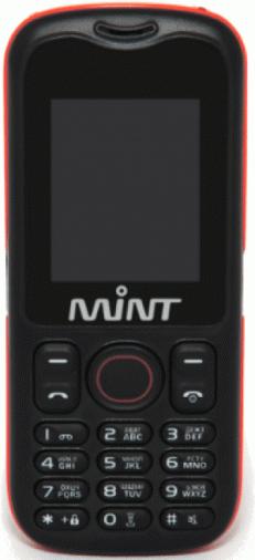 Мобильный телефон GLOBEX MINT Red