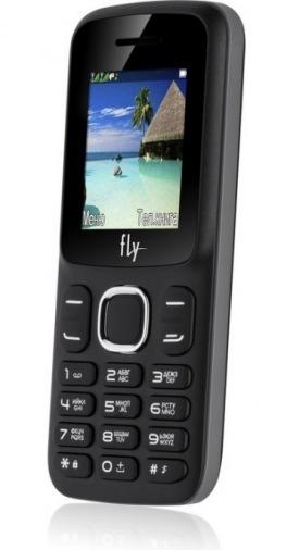 Мобильний телефон FLY FF180 Black