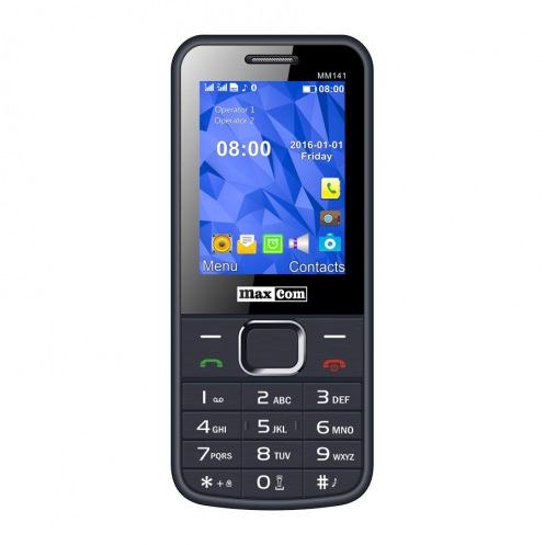 Мобильный телефон Maxcom MM141 Gray