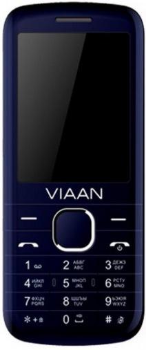 Мобильный телефон VIAAN T101 Trial Sim Sky Blue