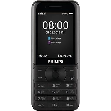 Мобільний телефон PHILIPS Xenium E181 Black