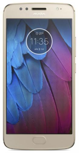 Смартфон Motorola Moto G5s (XT1794) Blush Gold (PA7W0020UA)