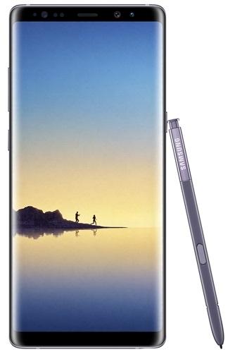 Смартфон Samsung Galaxy Note 8 64GB Gray (SM-N950FZVD)