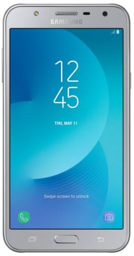 Смартфон Samsung Galaxy J7 Neo Silver (SM-J701FZSD)