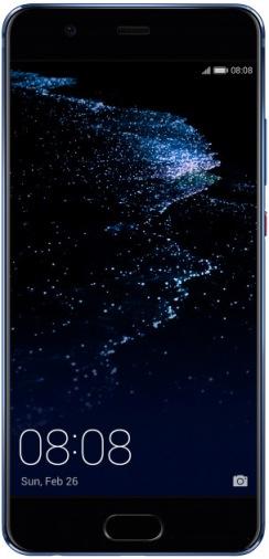 Смартфон HUAWEI P10 Plus 64GB Blue (51091NFS)
