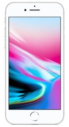 Смартфон APPLE iPhone 8 64GB Silver (MQ6H2)