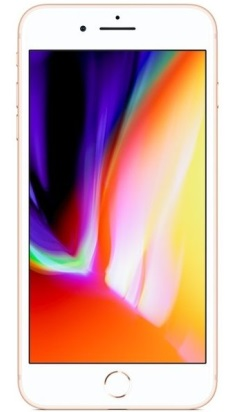 Смартфон APPLE iPhone 8 Plus 256GB Gold (MQ8R2)