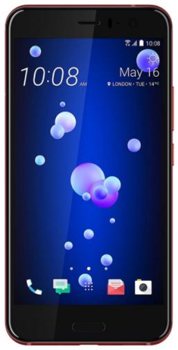 Смартфон HTC U11 4/64GB Red (99HAMB118-00)