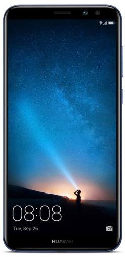 Смартфон HUAWEI Mate 10 Lite 64GB Blue (51091YGH)