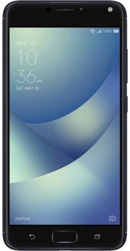 Смартфон ASUS ZenFone 4 Max (ZC554KL-4A067WW) DualSim Black