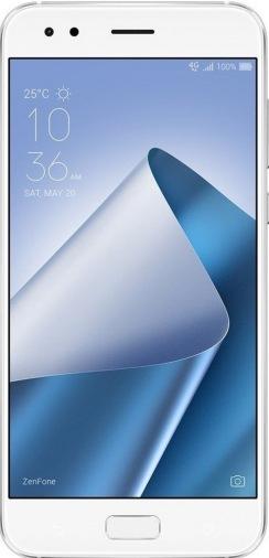 Смартфон ASUS ZenFone 4 DS White (ZE554KL-6B011WW)