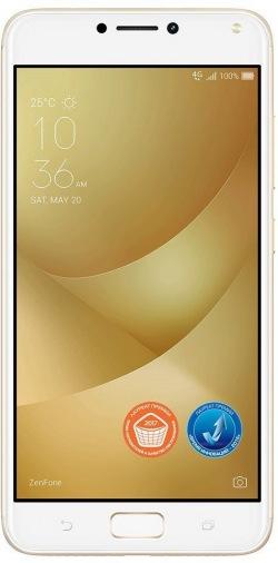 Смартфон ASUS ZenFone 4 Max 3/32GB DS Gold (ZC554KL-4G060WW)