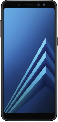 Смартфон SAMSUNG Galaxy A8+ SM-A730FZKD DS Black