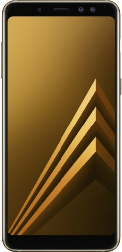 Смартфон Samsung Galaxy A8 2018 32GB Gold (SM-A530FZDD)