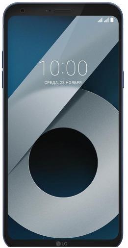 Смартфон LG Q6+ 4/64G DS (LGM700AN.A4ISKU) Blue