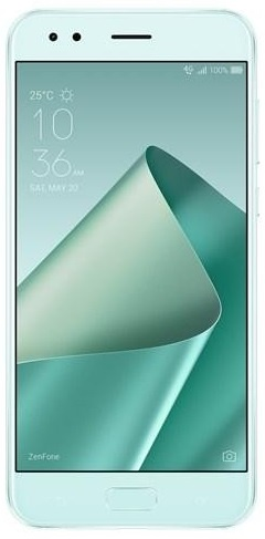 Смартфон ASUS ZenFone 4 (ZE554KL-1N010WW) DualSim Green