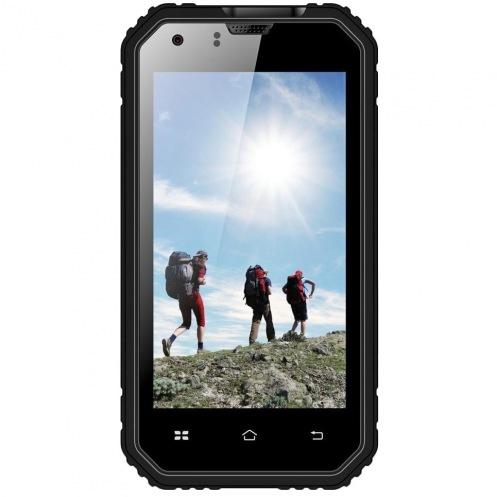 Смартфон SIGMA X-treme PQ14 Black