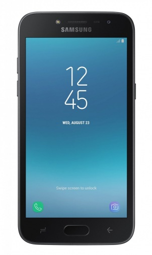 Смартфон Samsung Galaxy J2 2018 LTE 16GB Black (SM-J250FZKD)