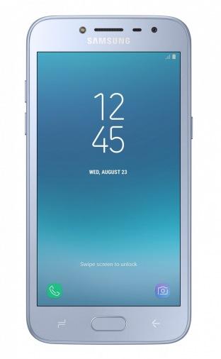 Смартфон Samsung Galaxy J2 2018 LTE 16GB Silver (SM-J250FZSD)