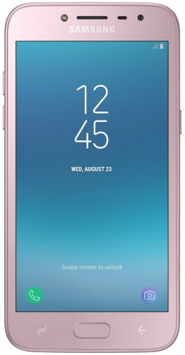 Смартфон Samsung Galaxy J2 2018 LTE 16GB Pink (SM-J250FZID)