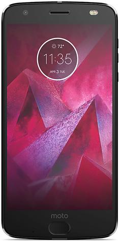 Смартфон Motorola Moto Z2 Force Black (XT1789-06)