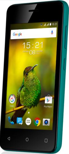 Смартфон FLY FS408 Stratus 8 Green